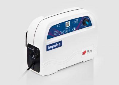 Materac przeciwodleżynowy IMPULSE - pompa