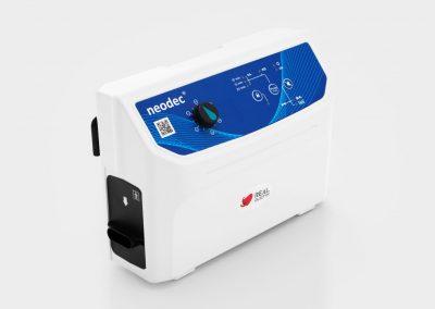 Materac przeciwodleżynowy NEODEC - pompa